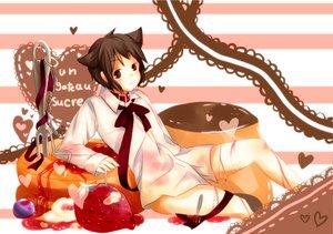 Rating: Safe Score: 8 Tags: all_male animal_ears catboy kyon male suzumiya_haruhi_no_yuutsu User: HawthorneKitty
