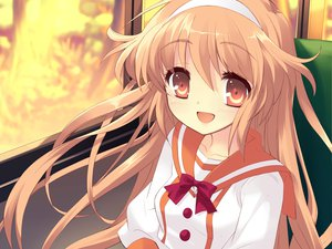 Rating: Safe Score: 12 Tags: alice_parade blush game_cg hitorimeno_alice unisonshift User: 秀悟