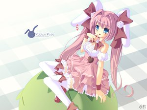 Rating: Safe Score: 22 Tags: di_gi_charat natsumiya_yuzu usada_hikaru User: HawthorneKitty