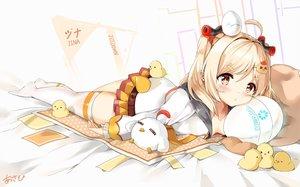 Rating: Safe Score: 129 Tags: asahi_kuroi original tagme User: RyuZU