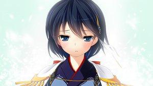 Rating: Safe Score: 33 Tags: game_cg hinasaki sengoku_hime User: Maboroshi