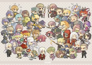 Rating: Safe Score: 18 Tags: animal animal_ears black_hair blonde_hair blood blue_eyes blue_hair brown_eyes brown_hair chibi dress eyepatch glasses gloves goggles green_eyes green_hair group hat headband headdress instrument male orange_eyes pink_eyes purple_hair red_hair scarf staff suit tagme_(character) tennohi tie unlight violin weapon white_hair wristwear User: minabiStrikesAgain