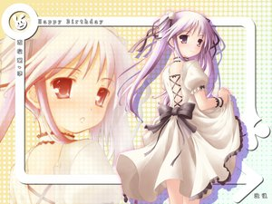 Rating: Safe Score: 13 Tags: all_male blush dress happiness loli lolita_fashion male trap watarase_jun zoom_layer User: Oyashiro-sama