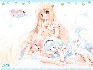 Rating: Questionable Score: 16 Tags: cuffs_(studio) wanko_to_lilly User: 秀悟