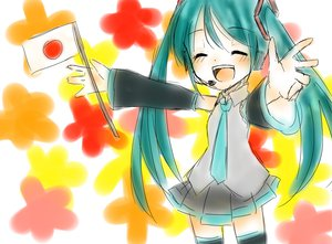 Rating: Safe Score: 8 Tags: hatsune_miku vocaloid User: SciFi
