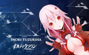 Rating: Questionable Score: 79 Tags: guilty_crown photoshop pink_hair rokunasi_hitonasi yuzuriha_inori User: Cradme350