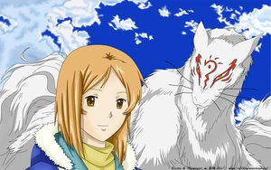 Rating: Safe Score: 9 Tags: madara natsume_yuujinchou taki_tooru User: Maboroshi