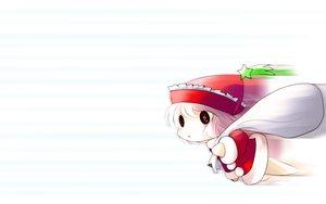 Rating: Questionable Score: 16 Tags: chibi hat lyrica_prismriver touhou yume_shokunin User: Oyashiro-sama