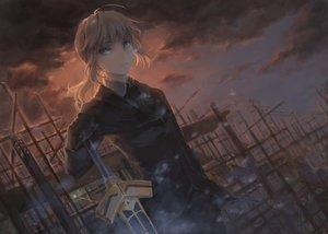 Fate/zeroの壁紙 3500×2500px 2103KB