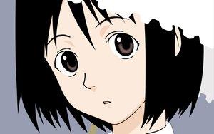 Rating: Safe Score: 8 Tags: close nakahara_misaki nhk_ni_youkoso umbrella User: Oyashiro-sama