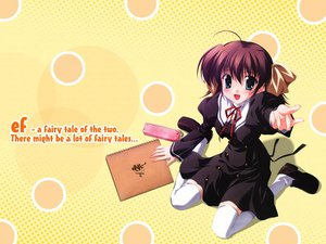 Rating: Safe Score: 7 Tags: ef minori miyamura_miyako nanao_naru User: lost91colors