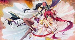 恋姫夢想の壁紙 12953×6960px 14500KB