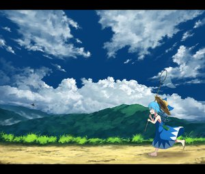 Rating: Safe Score: 50 Tags: cirno sasajqazwsx summer touhou User: gnarf1975