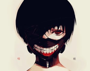 Rating: Safe Score: 111 Tags: close jpeg_artifacts kaneki_ken mask tokyo_ghoul youshima User: FormX