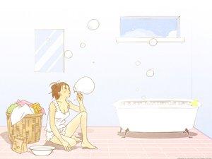 Rating: Safe Score: 12 Tags: bubbles noda_megumi nodame_cantabile User: Oyashiro-sama