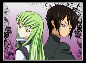 Rating: Safe Score: 6 Tags: cc code_geass lelouch_lamperouge male vector User: atlantiza
