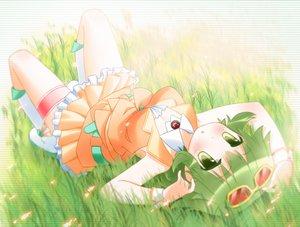 Rating: Safe Score: 43 Tags: grass gumi shizuku-mahoroba vocaloid User: FormX