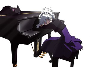Rating: Safe Score: 31 Tags: darker_than_black instrument mao_(darker_than_black) piano yin User: 秀悟