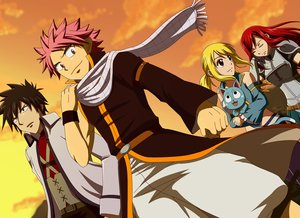 Rating: Questionable Score: 10 Tags: animal armor black_hair blonde_hair bluesnowcat brown_eyes cat clouds erza_scarlet fairy_tail gray_fullbuster group happy_(fairy_tail) long_hair lucy_heartfilia male natsu_dragneel pink_hair red_hair scarf short_hair sky sunset twintails waifu2x User: RyuZU