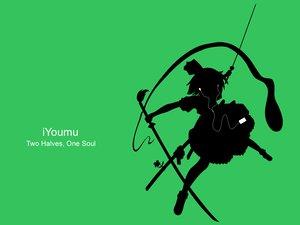 Rating: Safe Score: 32 Tags: ipod konpaku_youmu myon parody silhouette touhou User: grudzioh