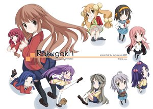 Rating: Safe Score: 47 Tags: aisaka_taiga blue_hair blush botan brown_hair clannad fujibayashi_kyou gray_hair ichinose_kotomi kawashima_ami kodomo_no_jikan kokonoe_rin kuma-puro kushieda_minori long_hair louise_françoise_le_blanc_de_la_vallière nagato_yuki panties pink_hair purple_hair red_hair sakagami_tomoyo seifuku short_hair skirt suzumiya_haruhi suzumiya_haruhi_no_yuutsu thighhighs toradora underwear white_hair zero_no_tsukaima User: Tensa