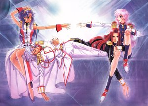 Rating: Safe Score: 2 Tags: himemiya_anthy revolutionary_girl_utena shoujo_kakumei_utena tenjou_utena User: ortigr