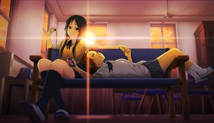 Rating: Safe Score: 36 Tags: 71 akiyama_mio k-on! tagme tainaka_ritsu User: HawthorneKitty