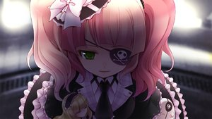 Rating: Safe Score: 99 Tags: chain-sou close daikanyama_ebisu doll eyepatch game_cg goth-loli offline_shoujo pink_hair rebecca_rei_rayvaughan tagme User: Wiresetc