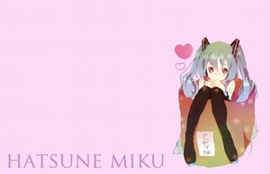 Rating: Safe Score: 23 Tags: hatsune_miku vocaloid User: w7382001