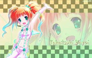 Rating: Safe Score: 13 Tags: angel idolmaster ribbons takatsuki_yayoi User: valeriachanal