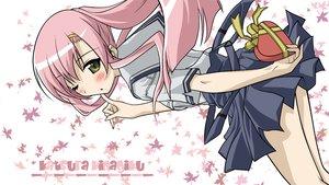 Rating: Safe Score: 22 Tags: green_eyes hayate_no_gotoku katsura_hinagiku pink_hair User: Nightboyz