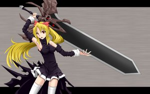Rating: Safe Score: 31 Tags: needless seto sword weapon User: Skrong