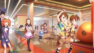Rating: Safe Score: 74 Tags: futami_ami futami_mami ganaha_hibiki group hagiwara_yukiho idolmaster idolmaster_cinderella_girls kikuchi_makoto male minase_iori producer_(idolmaster) shibuya_rin shimamura_uzuki tagme_(character) takatsuki_yayoi tokinohimitsu twins User: gnarf1975