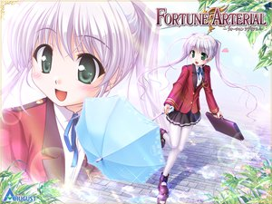 Rating: Safe Score: 8 Tags: bekkankou fortune_arterial tougi_shiro User: kowarenai