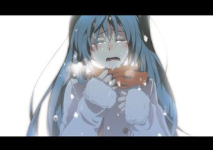 Rating: Safe Score: 80 Tags: close crying hatsune_miku vocaloid User: HawthorneKitty