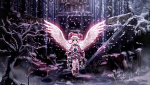 Rating: Safe Score: 41 Tags: card_captor_sakura snow tagme wings User: FoliFF