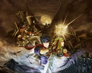 Rating: Safe Score: 50 Tags: black_knight_(fire_emblem) dragon elinicia_ridell_crimea fire_emblem ike_(fire_emblem) kita_senri mist_(fire_emblem) nintendo reyson_(fire_emblem) soren_(fire_emblem) spear sword titania_(fire_emblem) weapon User: STORM