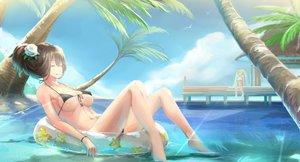 Rating: Safe Score: 76 Tags: bikini kikivi original swimsuit water User: luckyluna