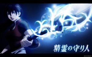 Rating: Safe Score: 12 Tags: balsa blue seirei_no_moribito spear weapon User: Eruku