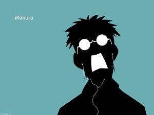 Rating: Safe Score: 42 Tags: azumanga_daioh cyan ipod kimura parody silhouette User: Oyashiro-sama