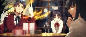 Fate/zeroの壁紙 2100×900px 728KB