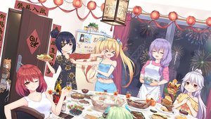 Rating: Safe Score: 43 Tags: animal_ears apron black_hair blonde_hair brown_eyes brown_hair building chibi chinese_clothes chinese_dress city drink eyepatch fireworks food gloves group long_hair night orange_hair original parody ponytail pop_team_epic purple_eyes purple_hair red_eyes red_hair short_hair shorts tagme_(artist) twintails white_hair User: luckyluna