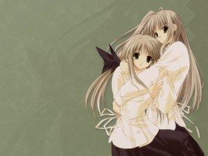 Rating: Safe Score: 11 Tags: futakoi suzuhira_hiro twins User: Oyashiro-sama