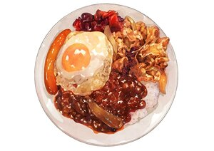 Rating: Safe Score: 18 Tags: close food momiji_mao nobody original realistic third-party_edit white User: otaku_emmy