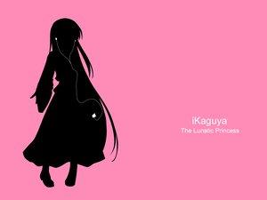 Rating: Safe Score: 15 Tags: houraisan_kaguya ipod parody silhouette touhou User: grudzioh