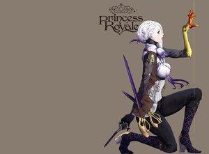 Rating: Safe Score: 82 Tags: 1ji45fun boots flowers long_hair original skull weapon white_hair User: noitis