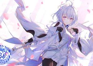 Rating: Safe Score: 58 Tags: dress fate/grand_order fate_(series) kyaroru merlin_(fate/prototype) staff User: BattlequeenYume