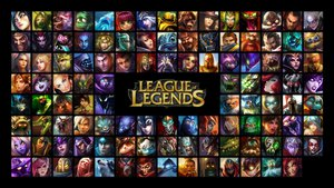 Rating: Safe Score: 40 Tags: league_of_legends tagme User: sideron22