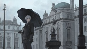 Rating: Safe Score: 24 Tags: all_male building gray_eyes gray_hair male original polychromatic rain umbrella wasabi60 water User: mattiasc02