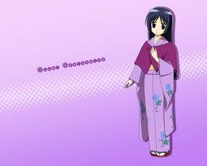 Rating: Safe Score: 6 Tags: hayate_no_gotoku japanese_clothes kimono saginomiya_isumi User: Oyashiro-sama